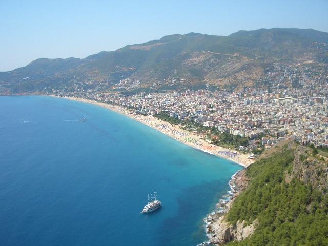 alanya, turkije, hotel utopia world