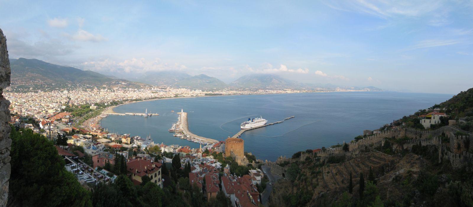alanya, turkije, hotel long beach resort