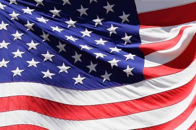 het woord amerika