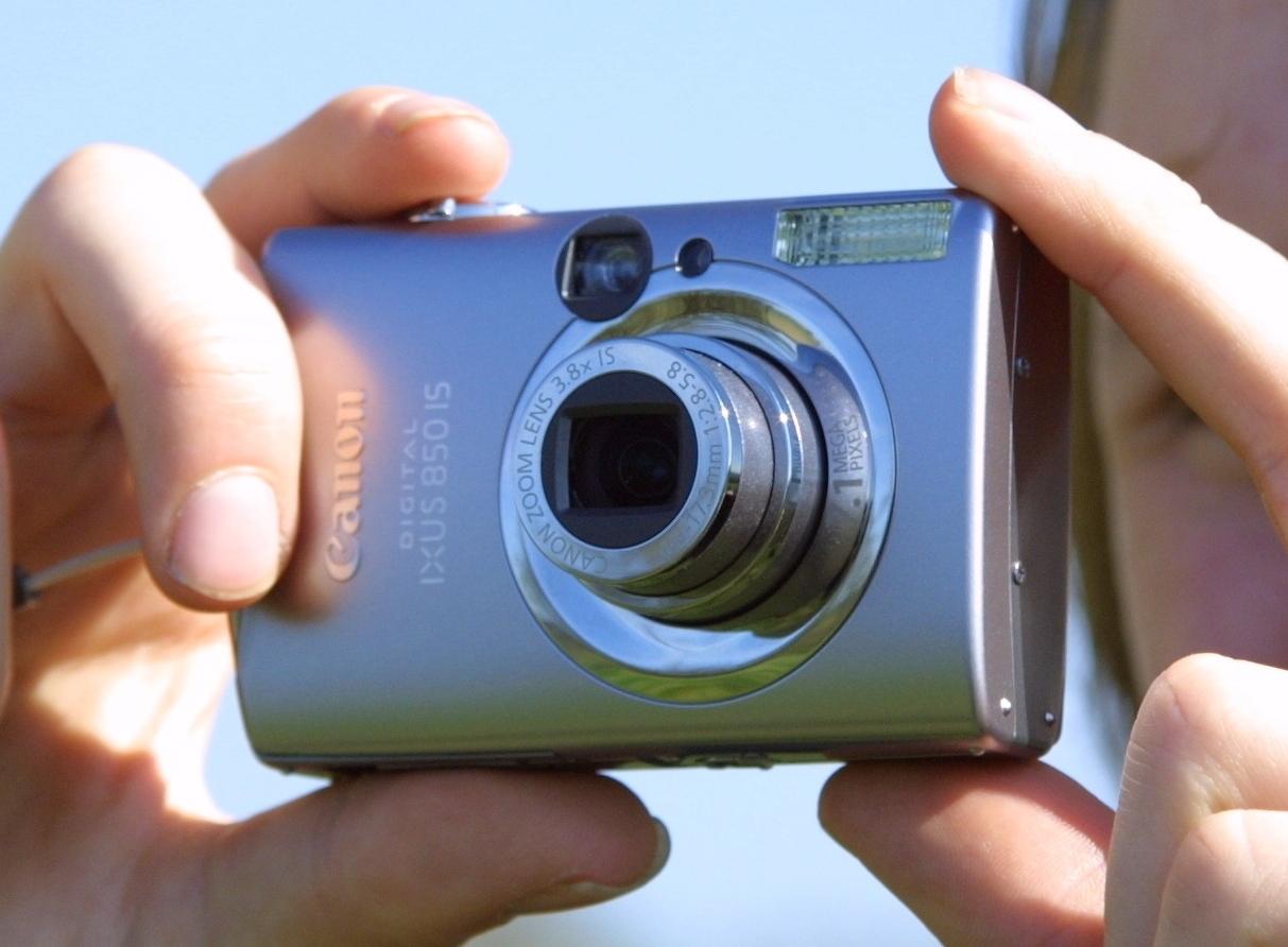 digitale camera kopen vakantie