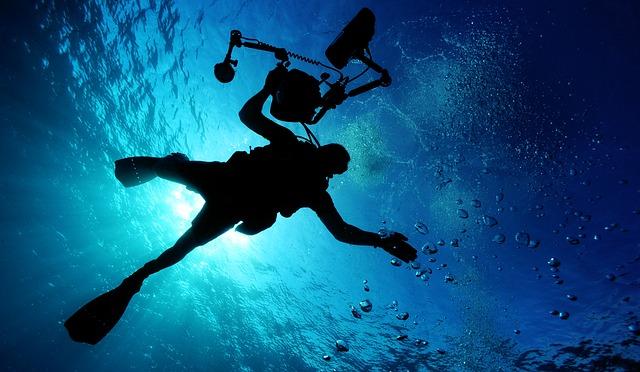 duiken, reisverzekering duiken, goed verzekerd voor duiken,