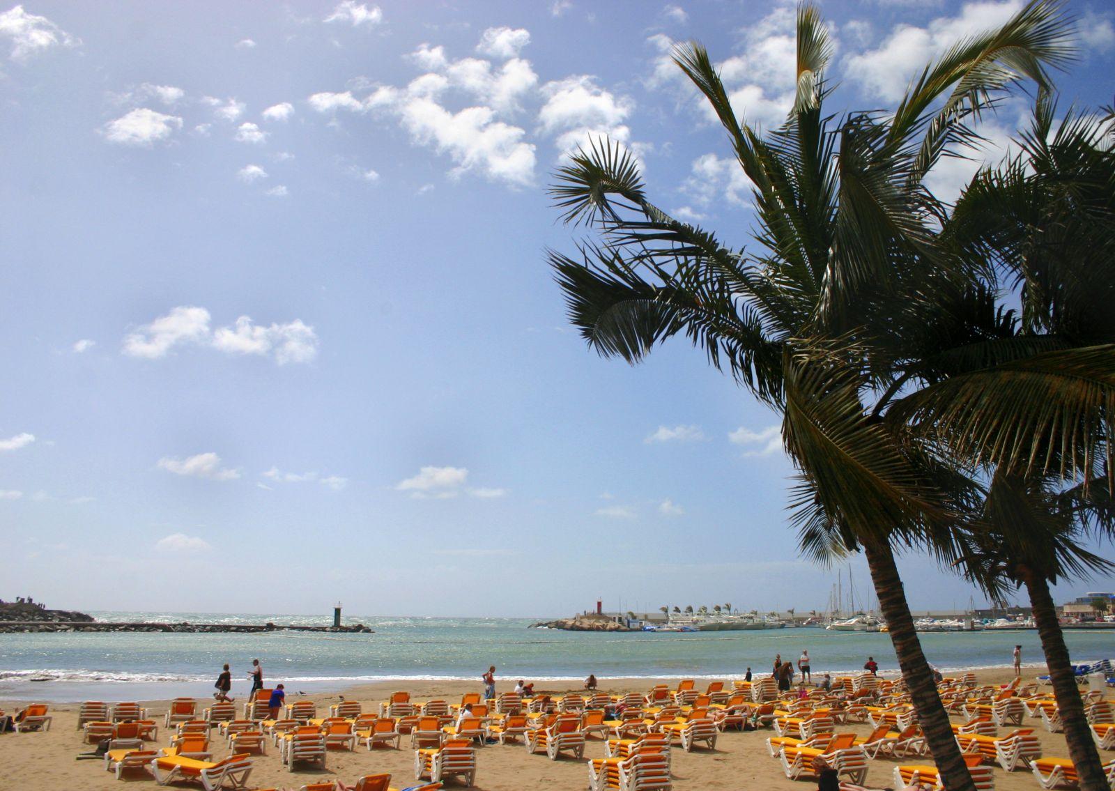 hotel ifa continental, playa del ingles, gran canaria
