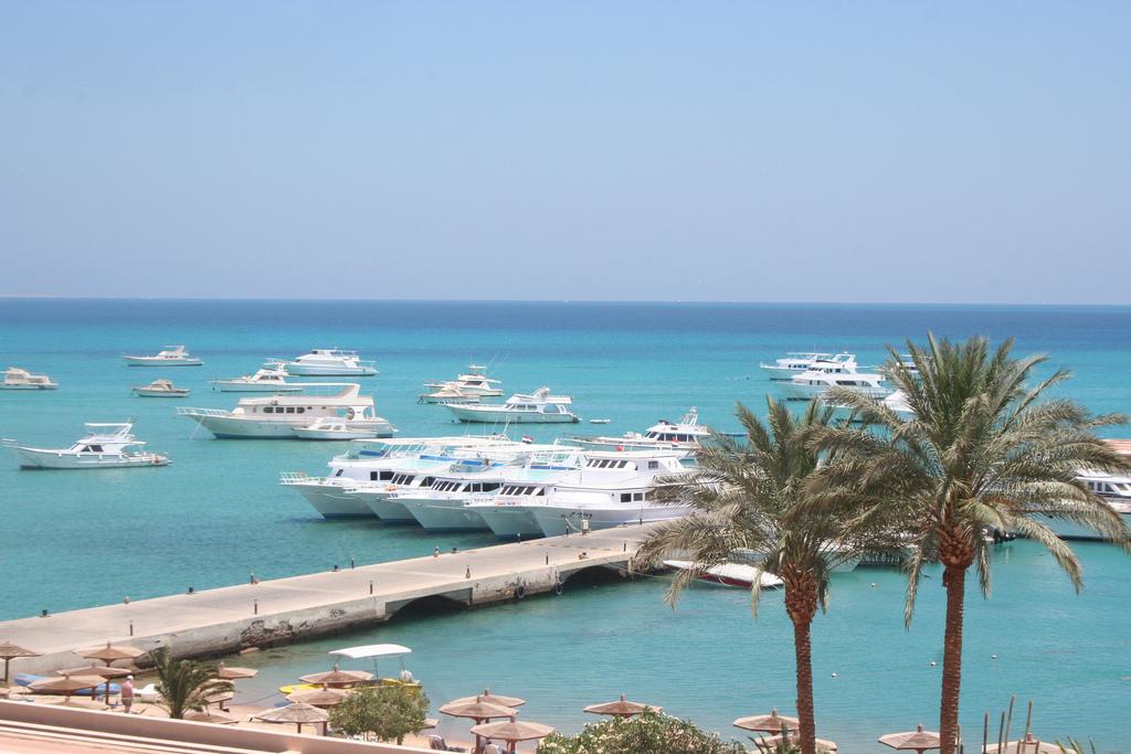 hurghada, egypte, hotel sunny days el palacio