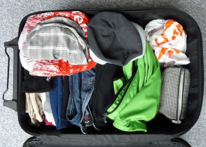 inpakken koffer vakantie