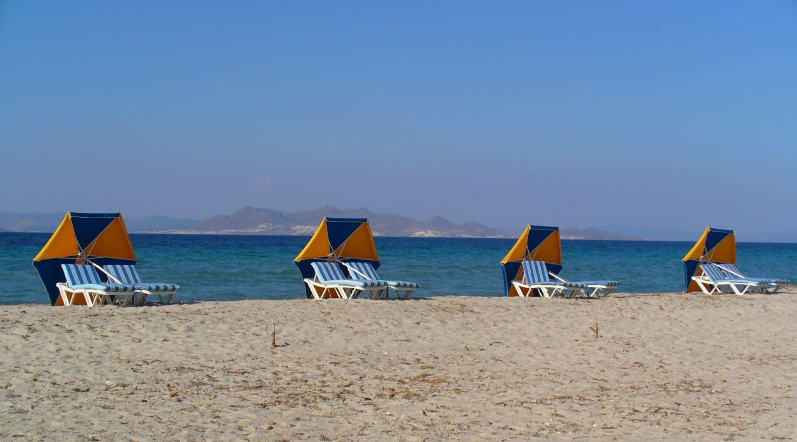 kos-stad, griekenland