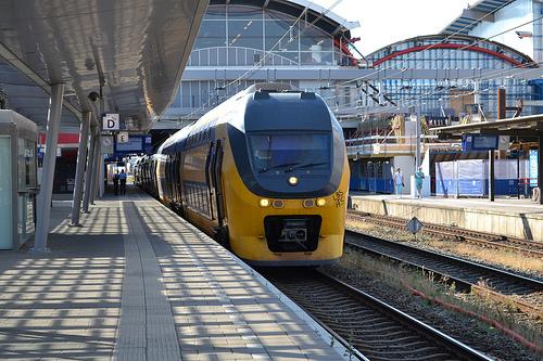 ns dagkaart, ns trein, reizen met de trein, treinkaartjes,