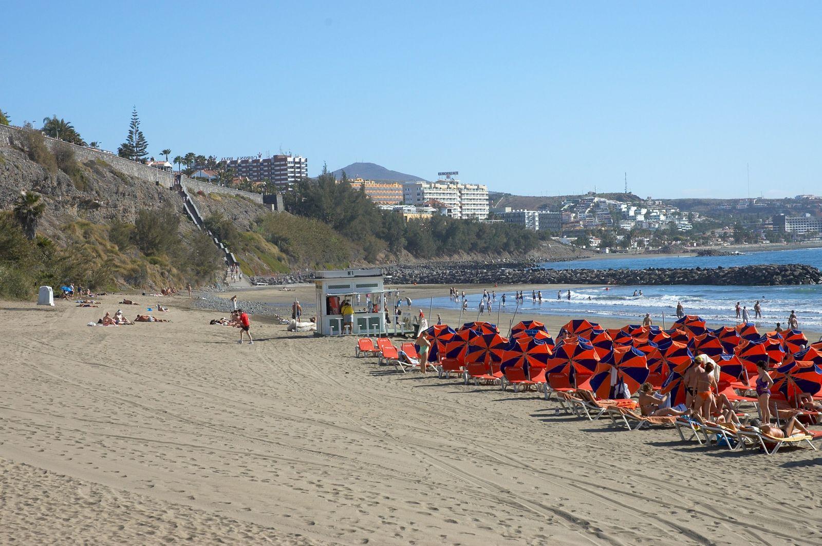 vakantiepark sol barbacan, playa del ingles, gran canaria