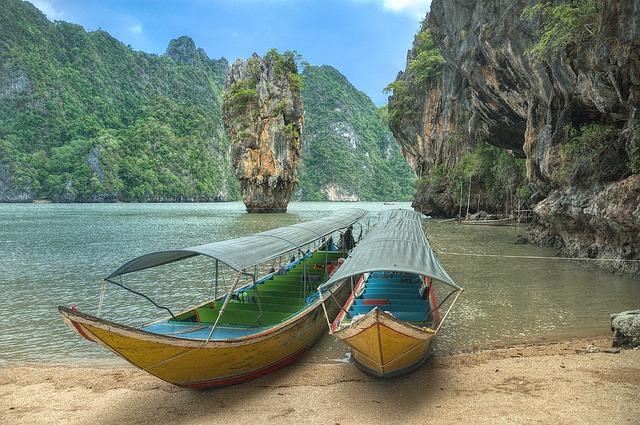 toeristische plekken thailand