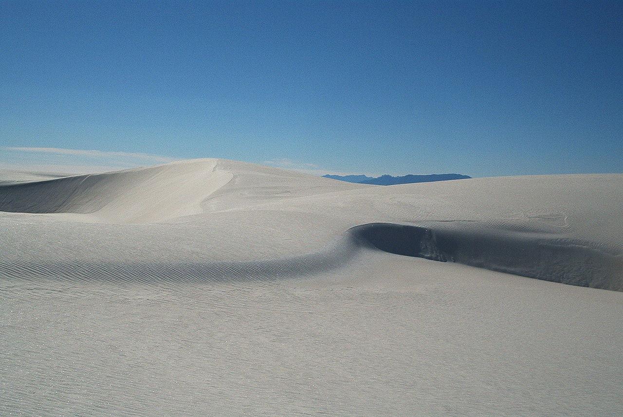 white sands, white sands new mexico, white sands woestijn, top vijf mooiste woestijnen, woestijnen, woestijn, mooie woestijn, witte woestijn
