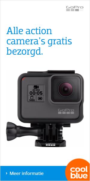 GoPro – Action cam Banner