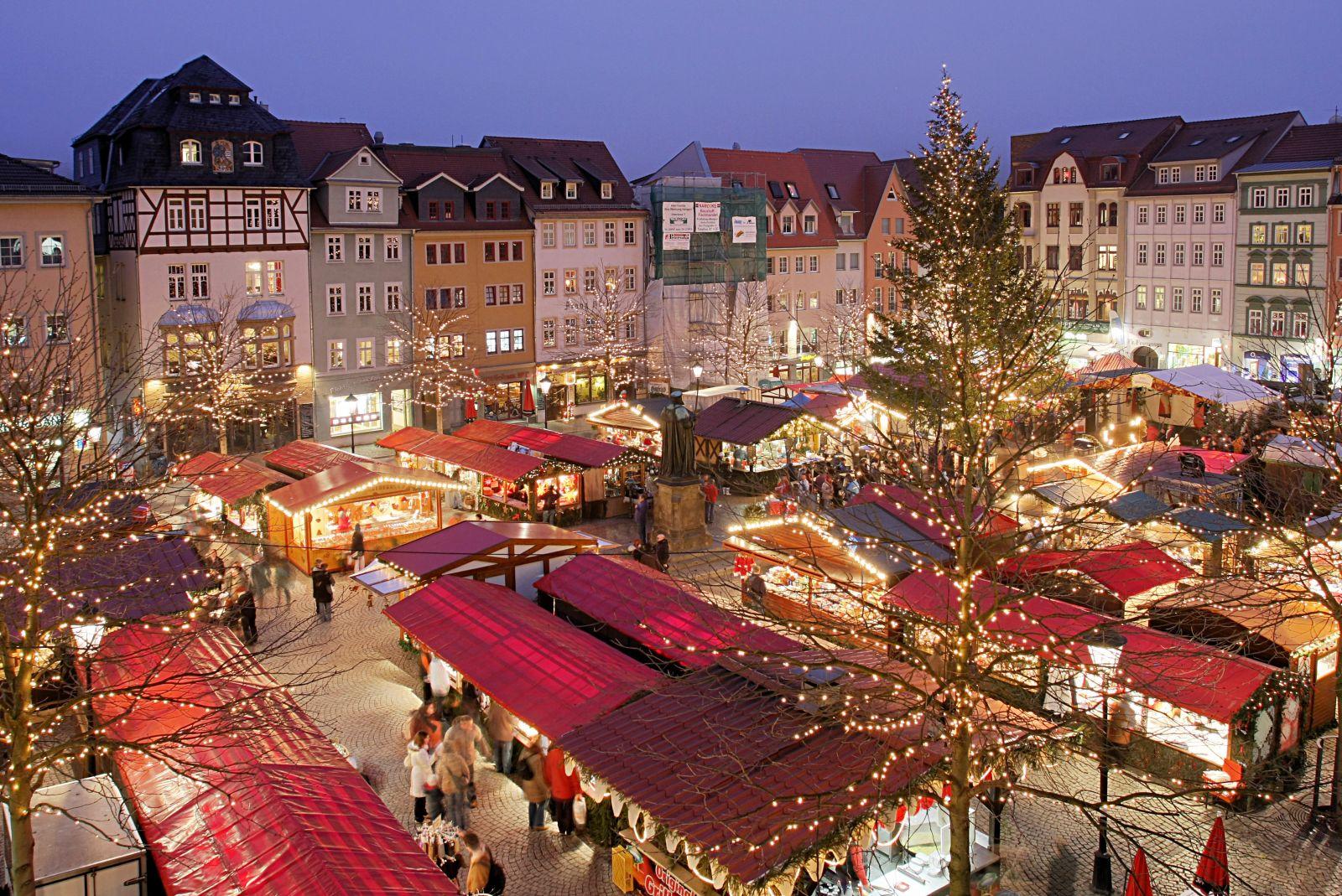 Kerstmarkten Bezoeken De Populairste Kerstmarkten