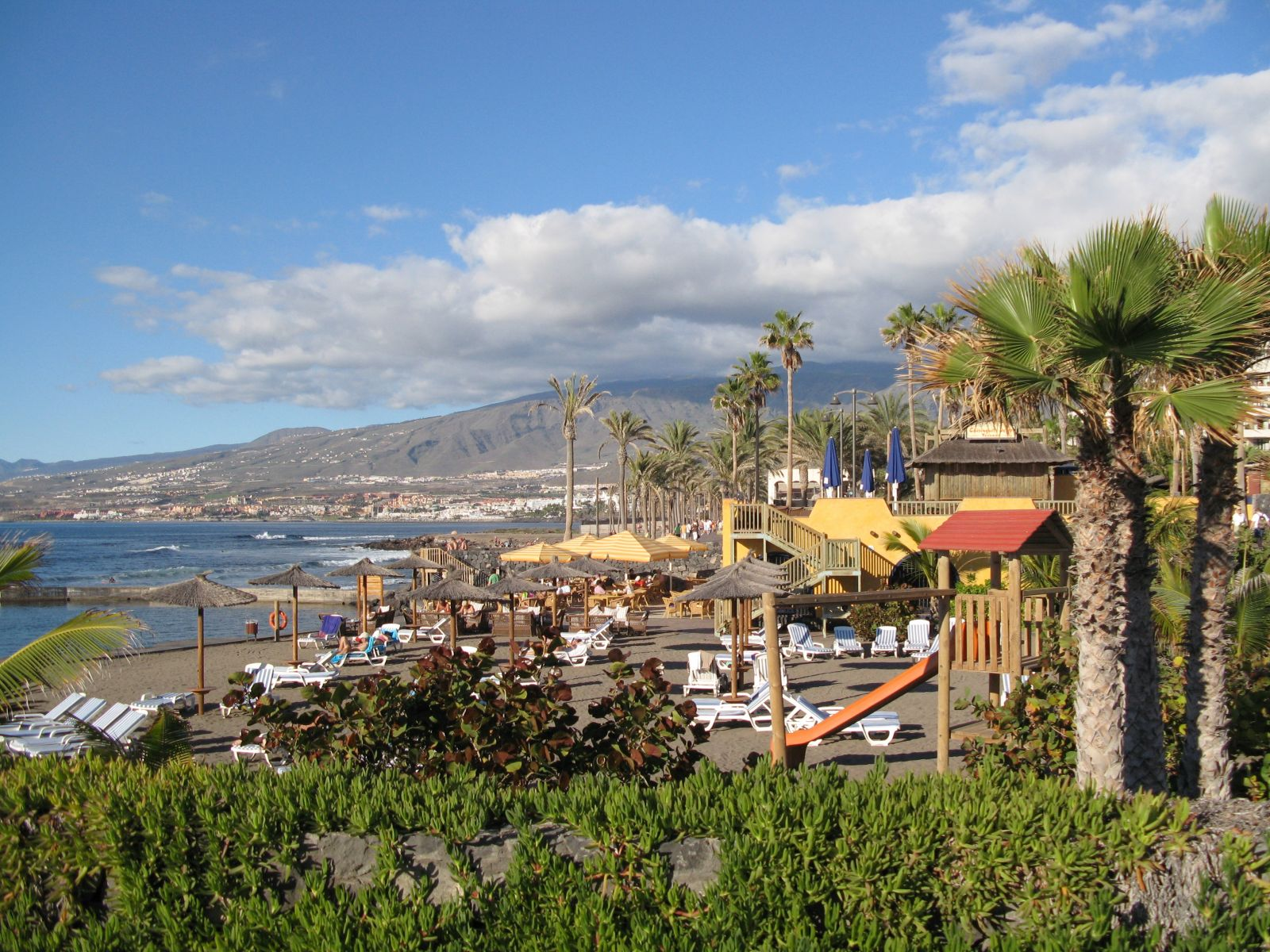 playa de las americas, top 10 accommodaties, tenerife, spanje